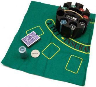 Комплект за покер кръг