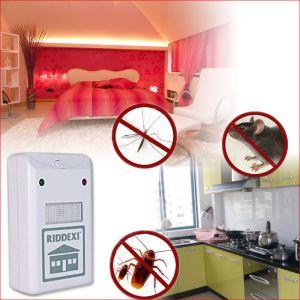 Ридекс Ултразвуков унищожител на хлебарки, гризачи, мравки Riddex
