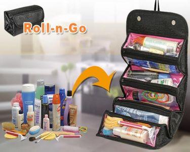 Козметичният Органайзер Roll N Go Cosmetic Bag
