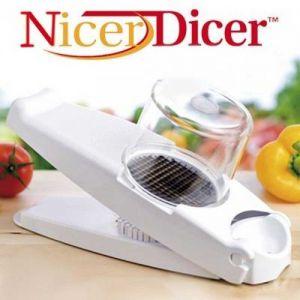 Многофункционално кухненско ренде Genius Nicer Dicer