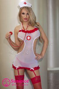 Еротичен костюм Sexy Nurse