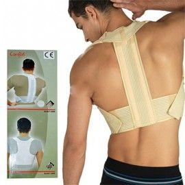 Колан за изправяне на гръб Проектиран за подобряване на стойката!