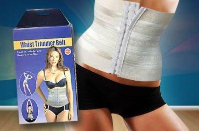 Коригиращ колан Waist Trimmer Belt - вашият верен помощник за стройна фигура