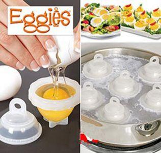 Варене на яйца без черупки с Eggies!