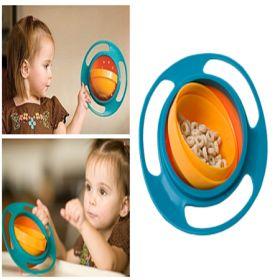 Gyro Bowl - Детска купа за хранене която не се обръща