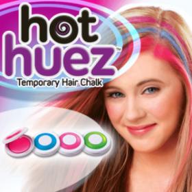 Система за боядисване на кичури Hot Huez