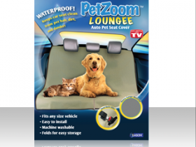 Постелка за автомобил Pet Zoom lounge
