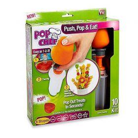 Pop chef декорирай бързо и лесно