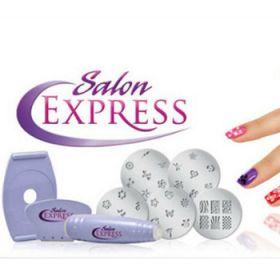 Красив маникюр със Salon Express Kit
