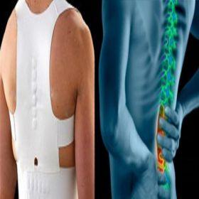 Правилна стойка и стройна фигура с масажор за гръб Power Magnetic