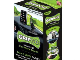 Говори безопасно докато шофираш! Grip go - наностойка за кола