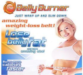 Неопренов колан за отслабване Belly fat burner