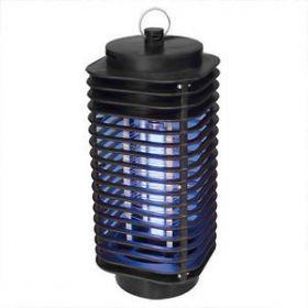 Без комари! Лампа против комари и насекоми