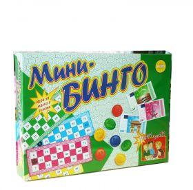 Настолна игра Мини Бинго