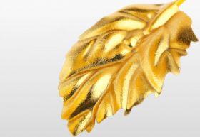 24 K Златна роза  - Вечно цвете оригинален подарък за любима дама