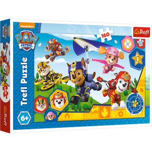 Пъзел Paw Patrol - Always ready to help
